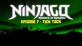 LEGO® NINJAGO -- ΤΙΚ ΤΑΚ -- ΕΠΕΙΣΟΔΙΟ 7ο