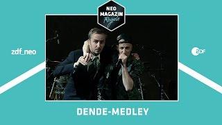 Dende-Medley   NEO MAGAZIN ROYALE mit Jan Böhmermann - ZDFneo