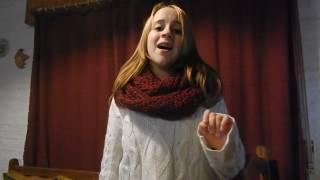 Donde estas- Valeria Gau (A capela)
