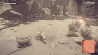 NieR: Automata Machines XXX