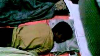 Sleeping activity by sabik.mp4