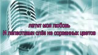 Вера Брежнева и Dan Balan   Лепестками слез караоке