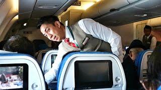 CATHAY PACIFIC CX752 FLIGHT REVIEW JAKARTA TO HONGKONG
