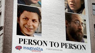 Person to Person - Official Trailer