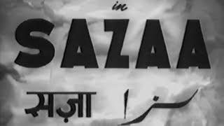 Sazaa - 1951