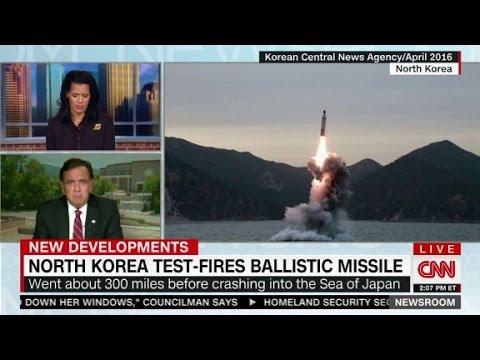 Bill Richardson on North Korea missile launch
