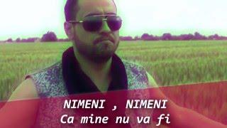 Bogdan Artistu - Nimeni, Nimeni ca mine nu va fi (Official Track Album) 2016