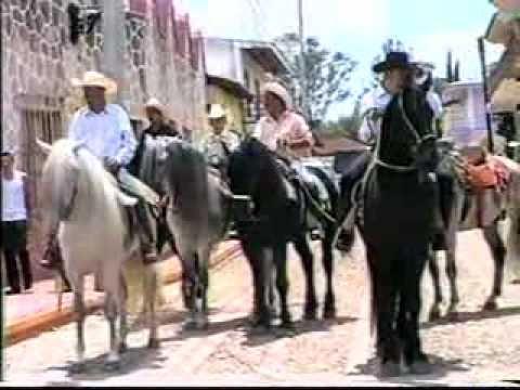 BAILE DE CABALLOS EN CUAUTLA No 1