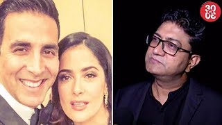 Salma Hayek Wishes Luck To Akshay For 'Toilet