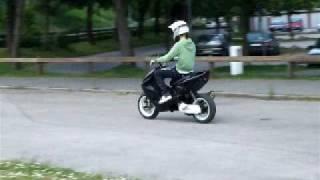 Aerox malossi bigbore 77cc high end