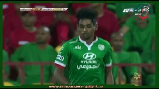 مباراة الإتفاق السعودي و الصفاقسي التونسي 1-0 - بطولة تبوك الدولية الثانية 2017