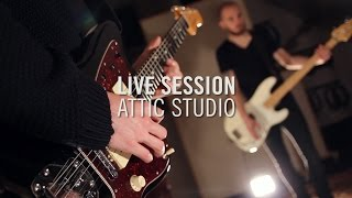 Endless Dive - Above the trees | Attic Live Session