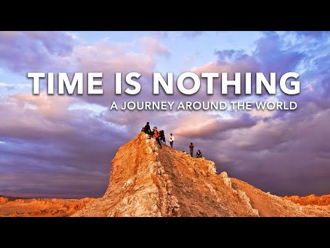 Time Is Nothing Around The World In 343 Days Time Lapse