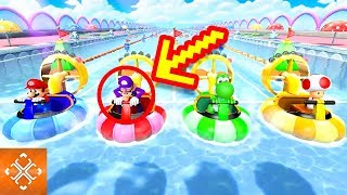 10 Funny Fails Caught In Mario Party