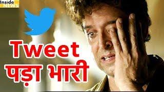 Kangana के AAp Ki Adalat Interview के बाद Hrithik को Tweet करना पड़ा भारी, लोगों ने जमकर लताड़ा