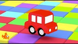 Cartoon Cars - WHO