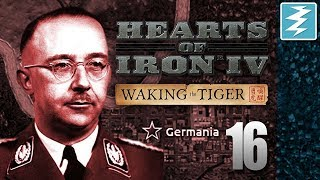 WHAT? UKRAINE CIVIL WAR [16] Hearts of Iron IV - Waking The Tiger DLC