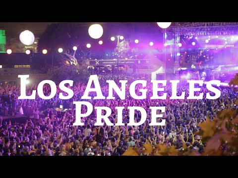 LOS ANGELES PRIDE - LGBT Travel Show (S4E7)