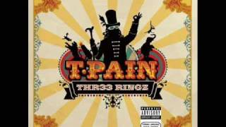 T-Pain - Thr33 Ringz - Therapy (feat. Kanye West)