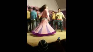 Bhojpuri stage show Recording Video Song