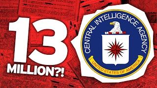 13 Million Secret CIA Pages Made Public