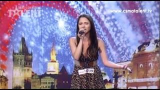 Eva Burešová | Česko Slovensko má talent 2011