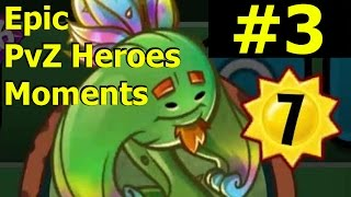 Epic Plants vs. Zombies Heroes Moments #3, The Glitch-iest Card in the Game