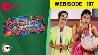 Shrimaan Shrimathi - Episode 197  - August 17, 2016 - Webisode