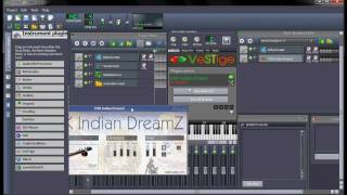 LMMS TUTORIAL. HOW TO USE VST PLUGINS. MAKE INDIAN INSTRUMENTAL SONG SOUND LOOPS