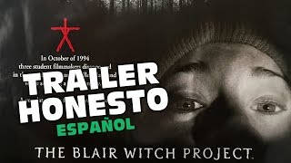 Honest Trailer- Blair Witch Project
