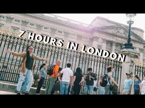 7 Hours in London Layover Adventures 101