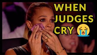 """Top 7 Acts """"JUDGES START TO CRY"""" STRONG MOMENTS ON BRITAIN'S GOT TALENT!"""