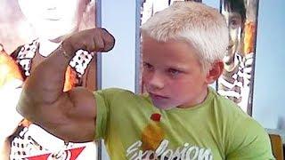 10 STRONGEST KIDS You Won