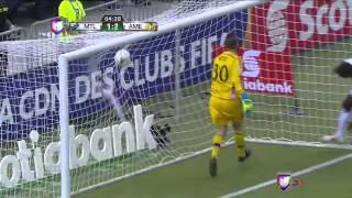 América Campeón de la Concacaf Liga Campeones 2014-2015