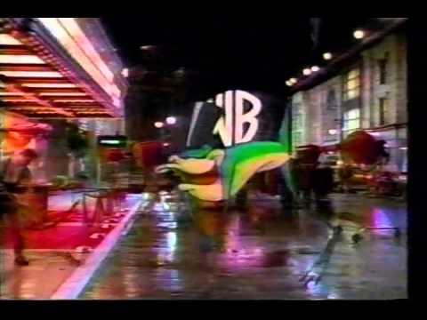 WB 1995 Network ID frog dance