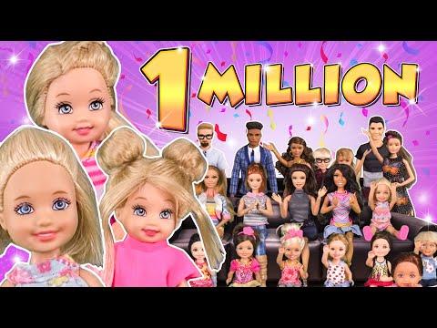 Xxx Mp4 Barbie Grace's One Million Subscribers Ep 144 3gp Sex