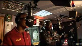 Lupe Fiasco and Sway Freestyle on Semtex's show