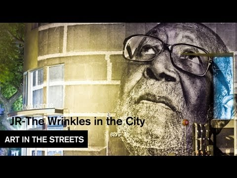 Xxx Mp4 The Wrinkles Of Los Angeles By JR Art In The Streets MOCAtv Ep 2 3gp Sex