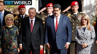 Turkey backs Maduro in his standoff with Guaido