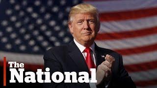 100 days of Trump