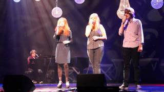 Unconditionally - Katy Perry (Maurien, Marit, Anne Marte & Davey)