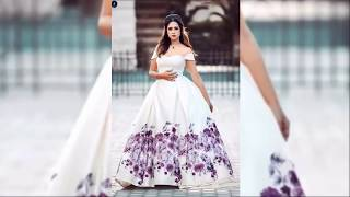 Latest Party Wear Dress Designs Collection 2017 | Anrakali Dress | Beauty bloggers