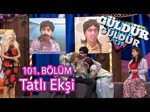 Güldür Güldür Show 101. Bölüm Tatlı Ekşi Programı Skeci