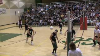 Girls vs Boys Volleyball (2009)