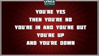 Hot N Cold - Katy Perry tribute - Lyrics