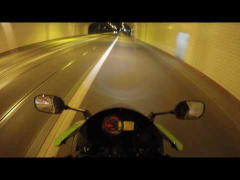 Kawasaki Ninja Tunel