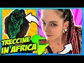 Download Video Download Kenya #4: Io e SASCHA facciamo le TRECCINE africane! 3GP MP4 FLV
