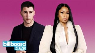Nick Jonas & Nicki Minaj Team Up For