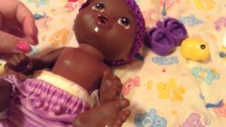 Kids Toys-baby alive bitsy burpsy baby doll daisy's feeding and changing