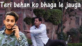 Funny+Videos+%7C+Fake+Call+Prank+-+Teri+Behan+Ko+Bhaga+Le+Jauga+%7C+Prank+Videos+%7C+Pranks+In+India